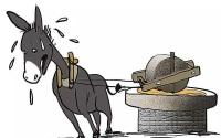 山上有头驴——这个故事被众多老板转发给员工